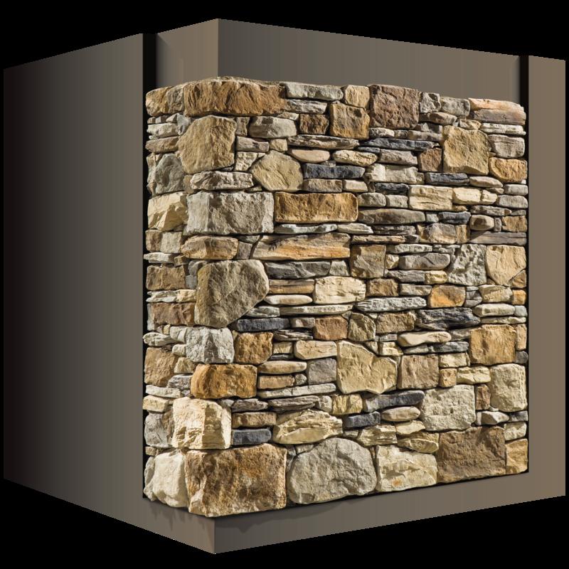 Rivestimenti pietra ricostruita versilia segala for Foto di rivestimenti di case verticali