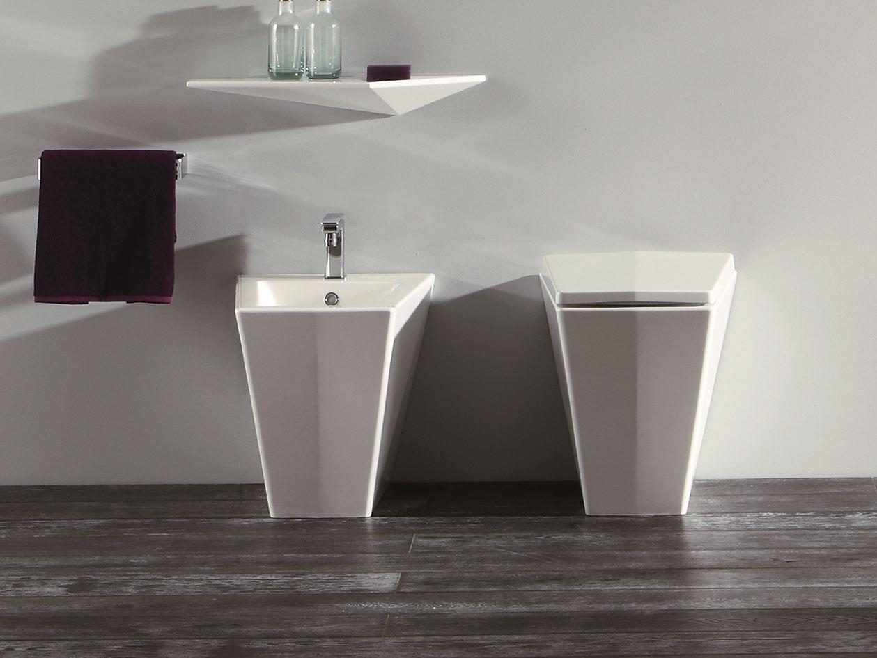 Arredo bagno sanitari crystal segala ceramiche - Ventilazione forzata bagno ...