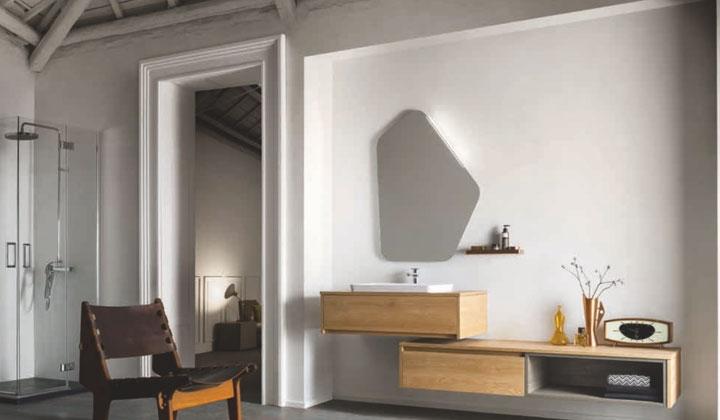 ARREDO BAGNO | MOBILI | KIOS PANDORA 03 | Segala Ceramiche
