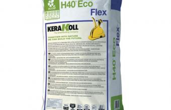 H40®  Eco Flex di kerakoll