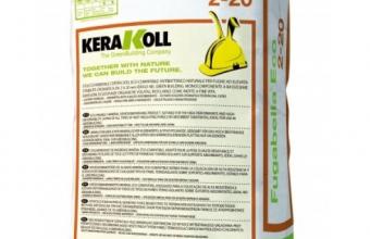 Fugabella® Eco 2-20 di Kerakoll