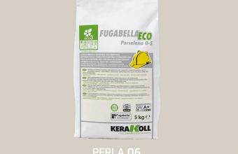 Fugabella® Eco Porcelana 0-5 di Kerakoll