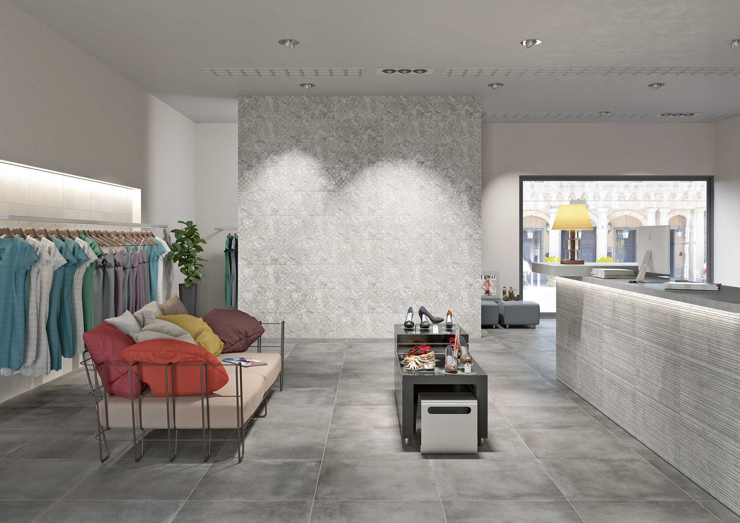 RIVESTIMENTI | The One | Segala Ceramiche